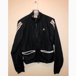 Adidas windbreaker/zip up